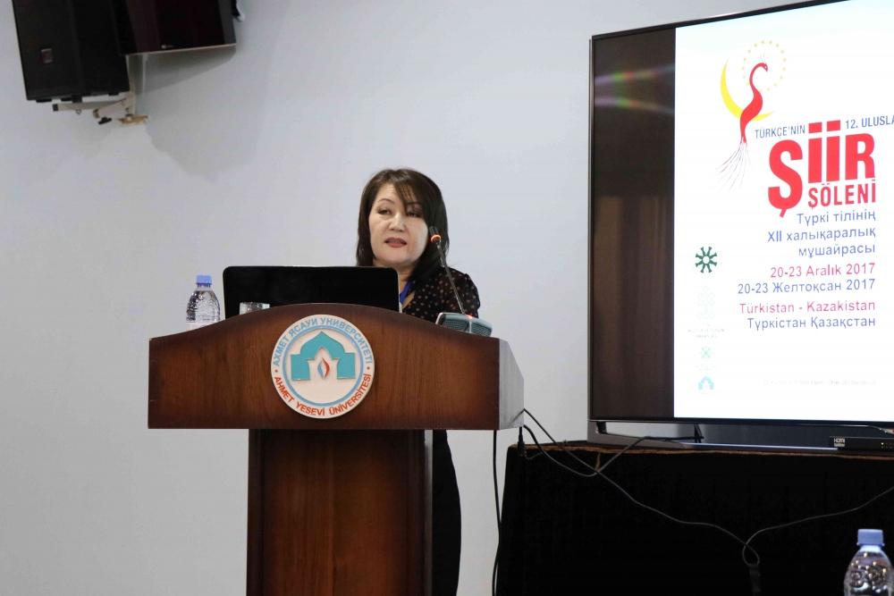 Türkçenin 12. Uluslararası Şiir Şöleni Kazakistan'da Yapıldı galerisi resim 54