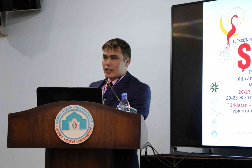 Türkçenin 12. Uluslararası Şiir Şöleni Kazakistan'da Yapıldı galerisi resim 57