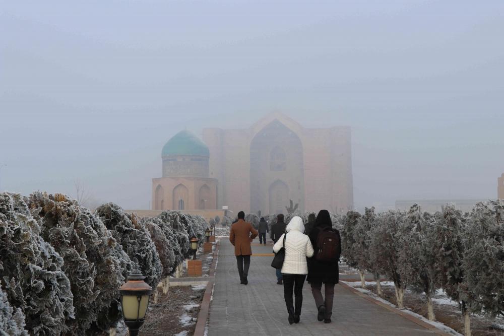 Türkçenin 12. Uluslararası Şiir Şöleni Kazakistan'da Yapıldı galerisi resim 69