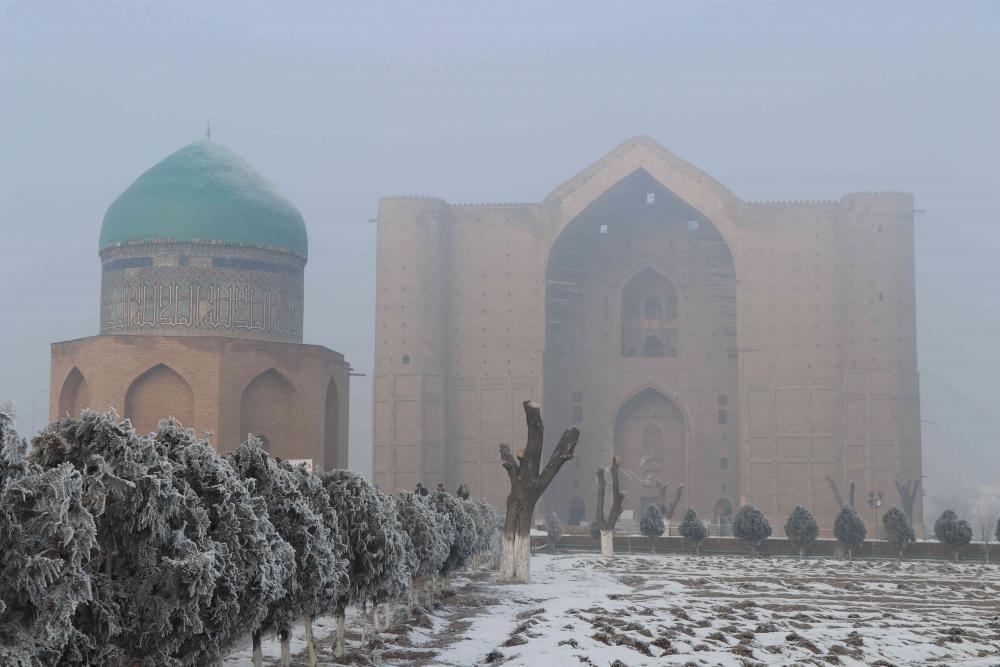 Türkçenin 12. Uluslararası Şiir Şöleni Kazakistan'da Yapıldı galerisi resim 70