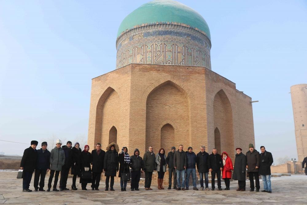 Türkçenin 12. Uluslararası Şiir Şöleni Kazakistan'da Yapıldı galerisi resim 71