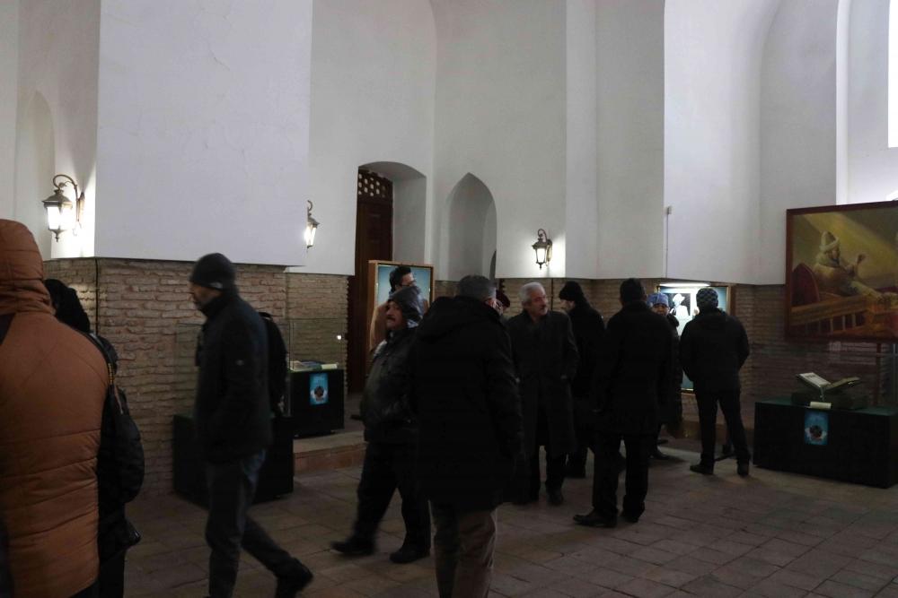 Türkçenin 12. Uluslararası Şiir Şöleni Kazakistan'da Yapıldı galerisi resim 74