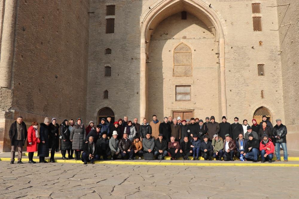 Türkçenin 12. Uluslararası Şiir Şöleni Kazakistan'da Yapıldı galerisi resim 76
