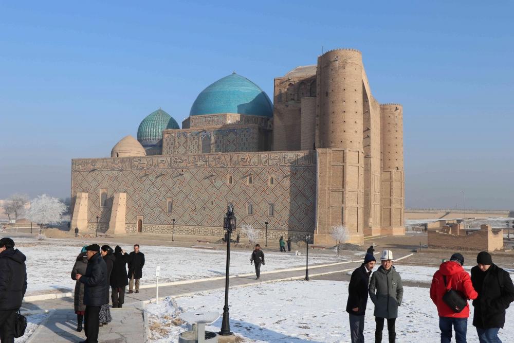 Türkçenin 12. Uluslararası Şiir Şöleni Kazakistan'da Yapıldı galerisi resim 78
