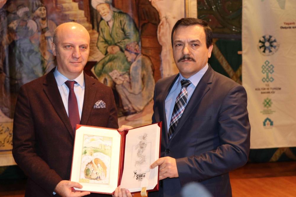 Türkçenin 12. Uluslararası Şiir Şöleni Kazakistan'da Yapıldı galerisi resim 8