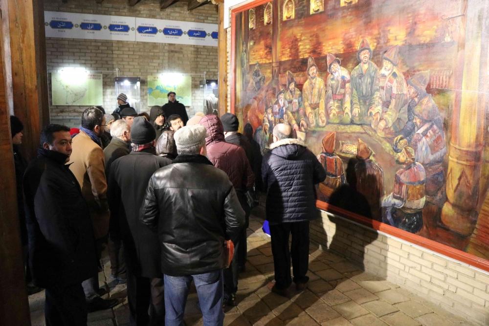 Türkçenin 12. Uluslararası Şiir Şöleni Kazakistan'da Yapıldı galerisi resim 80
