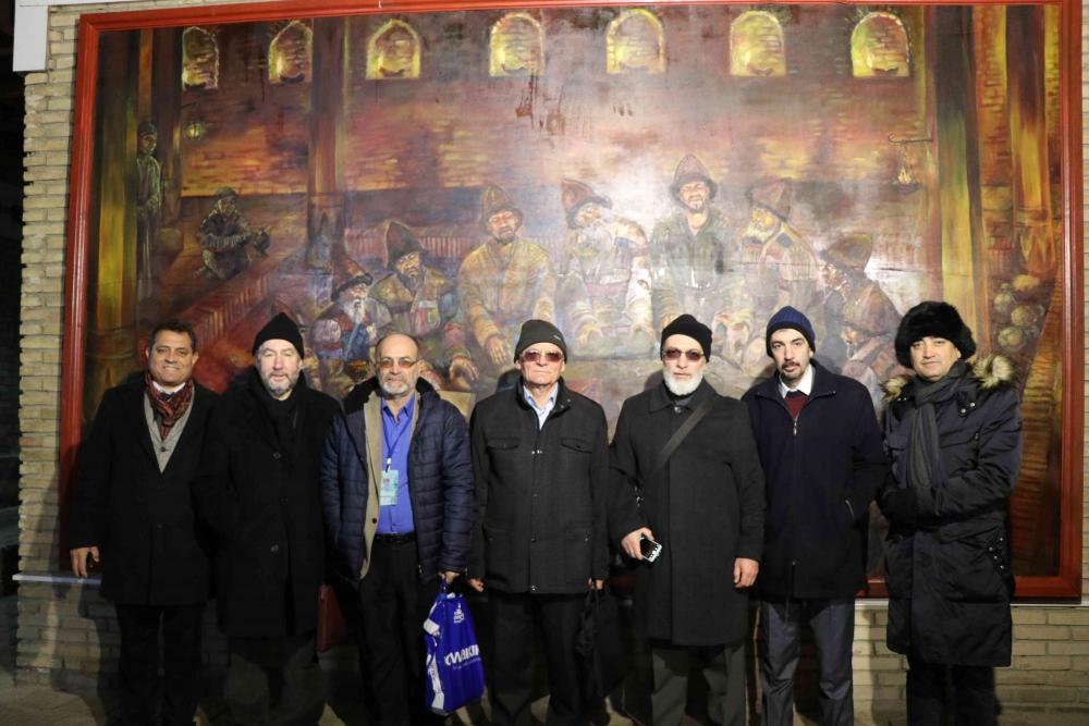 Türkçenin 12. Uluslararası Şiir Şöleni Kazakistan'da Yapıldı galerisi resim 82