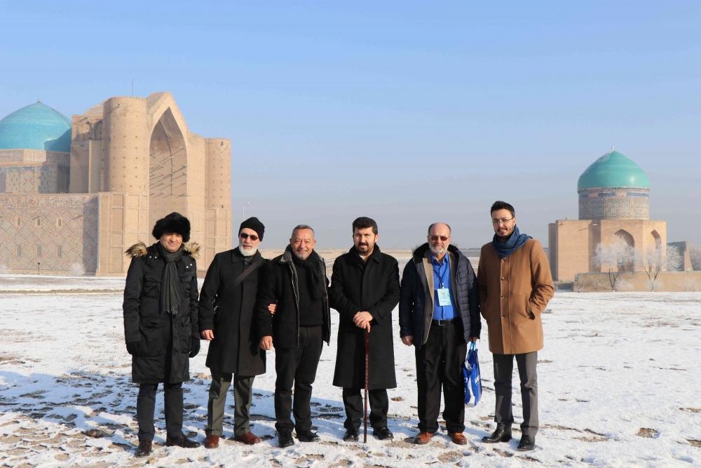Türkçenin 12. Uluslararası Şiir Şöleni Kazakistan'da Yapıldı galerisi resim 84