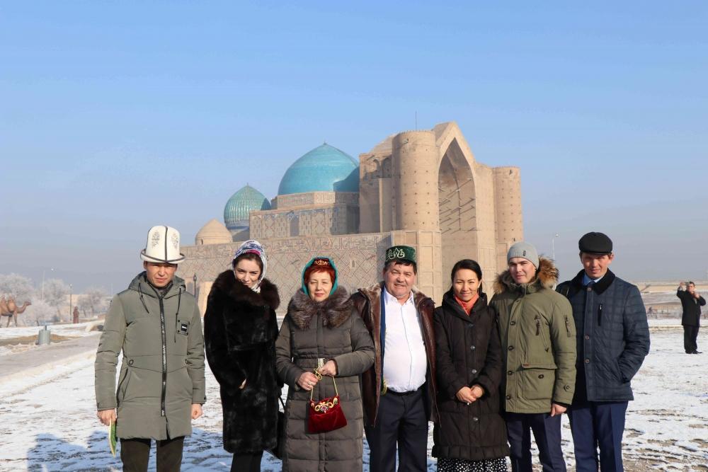 Türkçenin 12. Uluslararası Şiir Şöleni Kazakistan'da Yapıldı galerisi resim 85