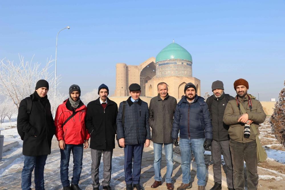 Türkçenin 12. Uluslararası Şiir Şöleni Kazakistan'da Yapıldı galerisi resim 86