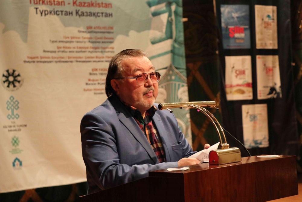 Türkçenin 12. Uluslararası Şiir Şöleni Kazakistan'da Yapıldı galerisi resim 88