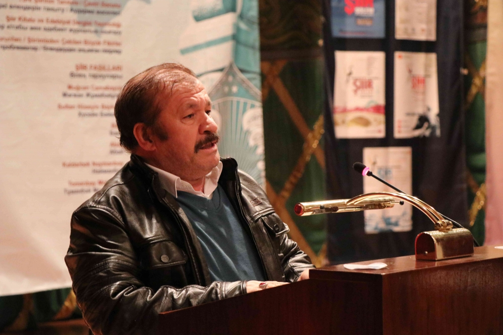 Türkçenin 12. Uluslararası Şiir Şöleni Kazakistan'da Yapıldı galerisi resim 94
