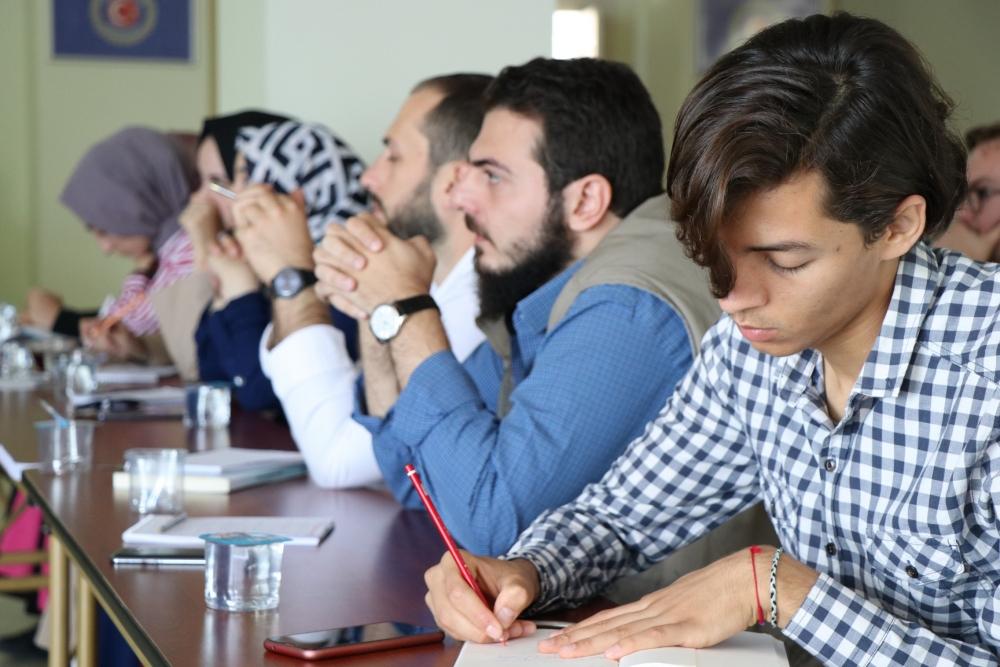 2. Genç Yazarlar Kurultayı Yalova'da Yapıldı galerisi resim 126