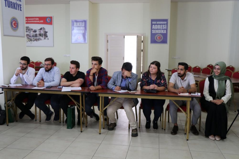 2. Genç Yazarlar Kurultayı Yalova'da Yapıldı galerisi resim 133