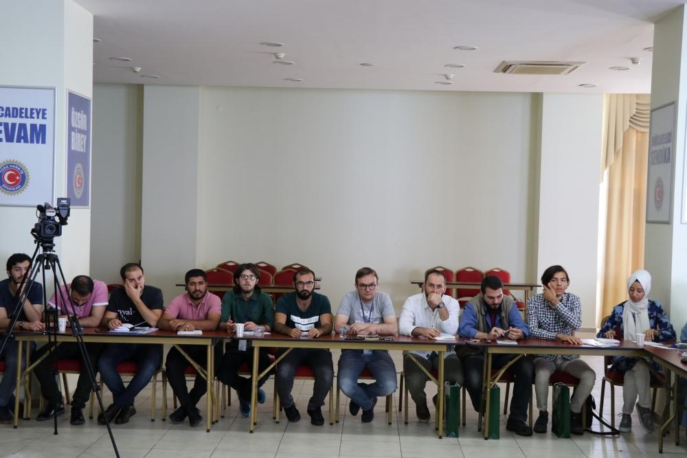 2. Genç Yazarlar Kurultayı Yalova'da Yapıldı galerisi resim 135