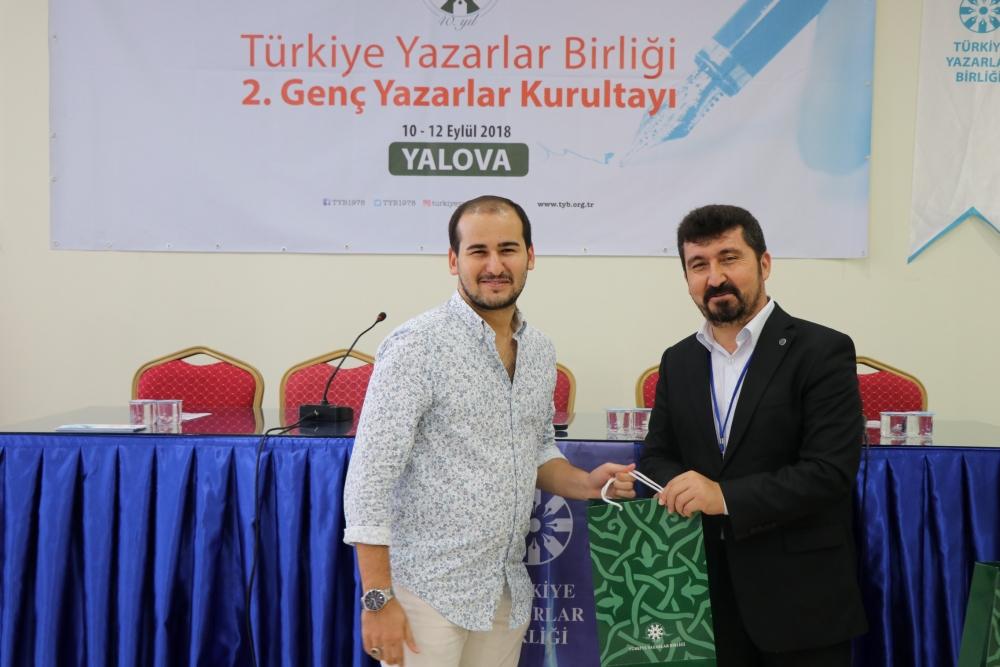 2. Genç Yazarlar Kurultayı Yalova'da Yapıldı galerisi resim 26
