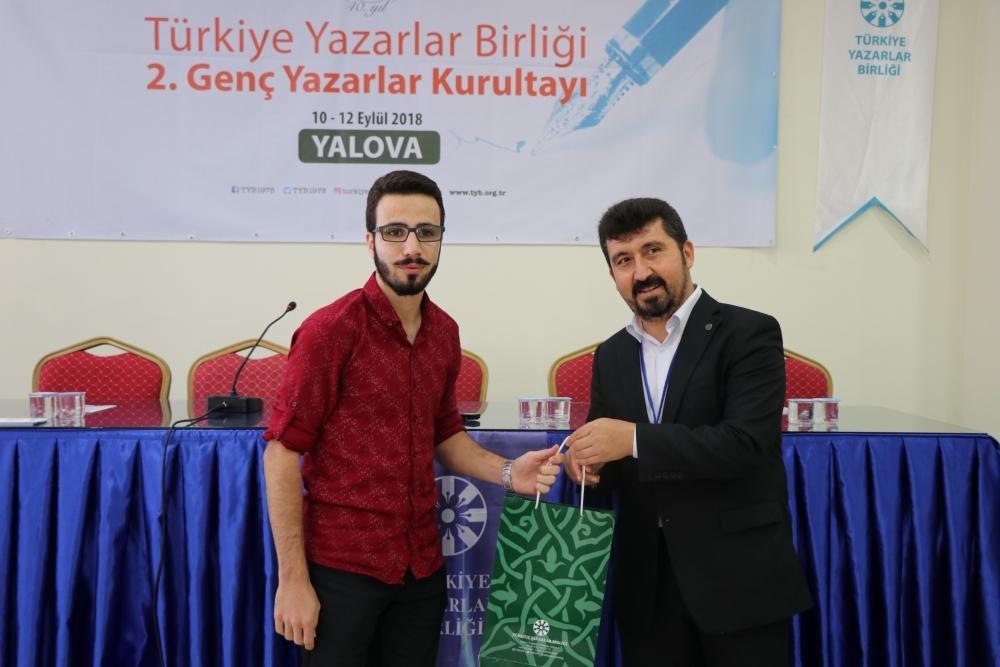 2. Genç Yazarlar Kurultayı Yalova'da Yapıldı galerisi resim 33