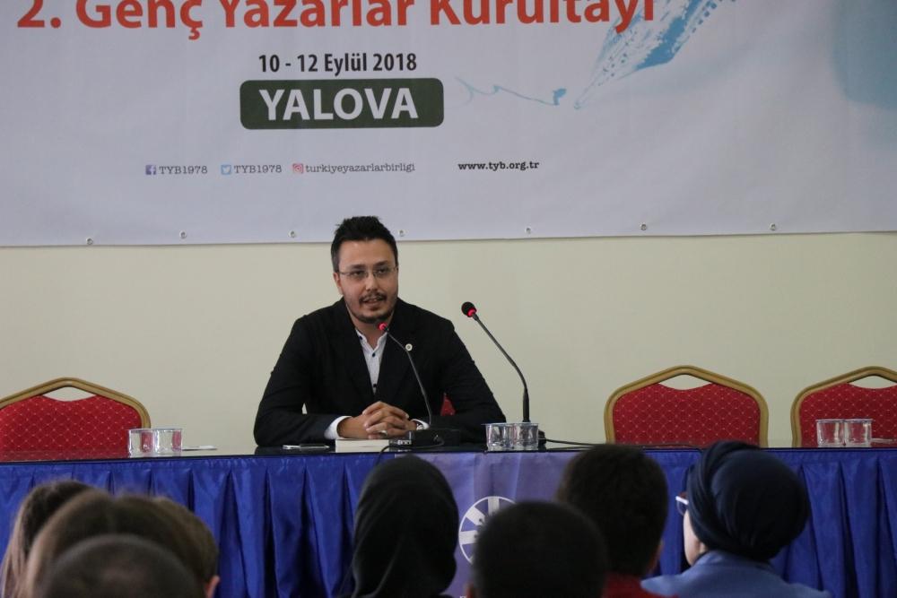 2. Genç Yazarlar Kurultayı Yalova'da Yapıldı galerisi resim 56