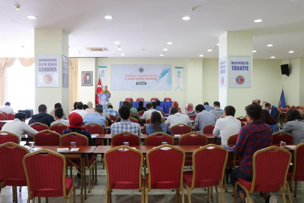 2. Genç Yazarlar Kurultayı Yalova'da Yapıldı galerisi resim 7