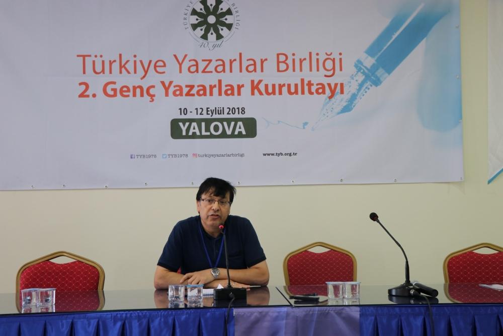 2. Genç Yazarlar Kurultayı Yalova'da Yapıldı galerisi resim 81