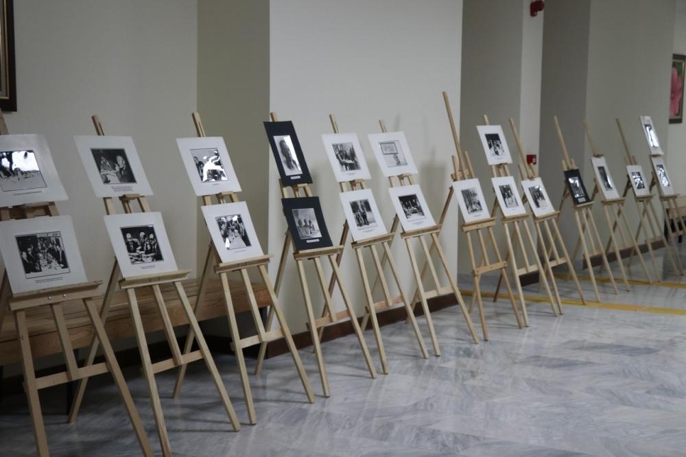 Tarık Buğra 100 Yaşında Bilgi Şöleni galerisi resim 1