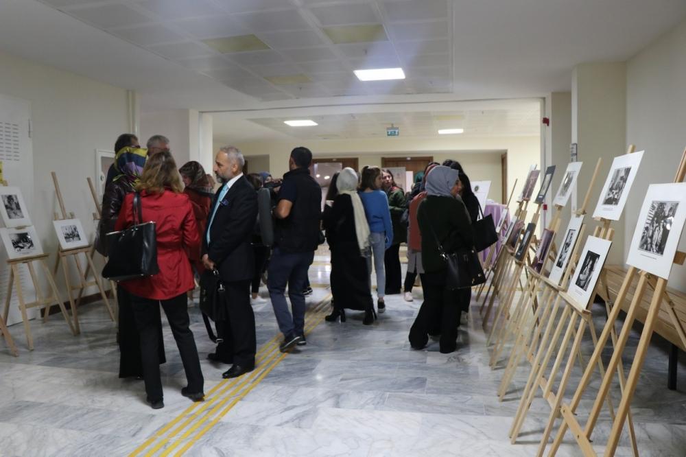 Tarık Buğra 100 Yaşında Bilgi Şöleni galerisi resim 2