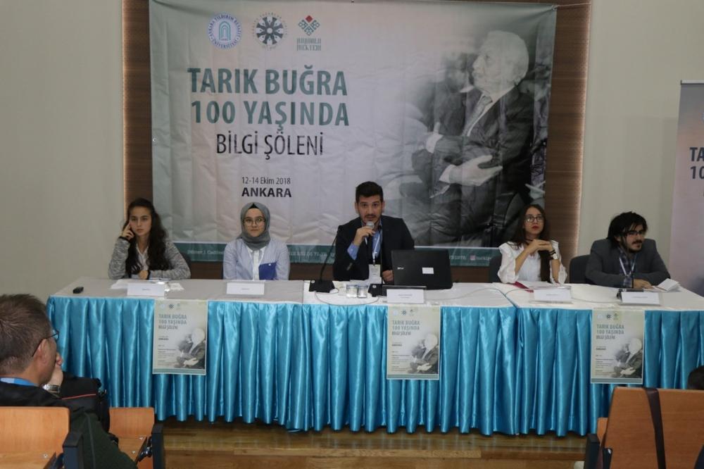 Tarık Buğra 100 Yaşında Bilgi Şöleni galerisi resim 21