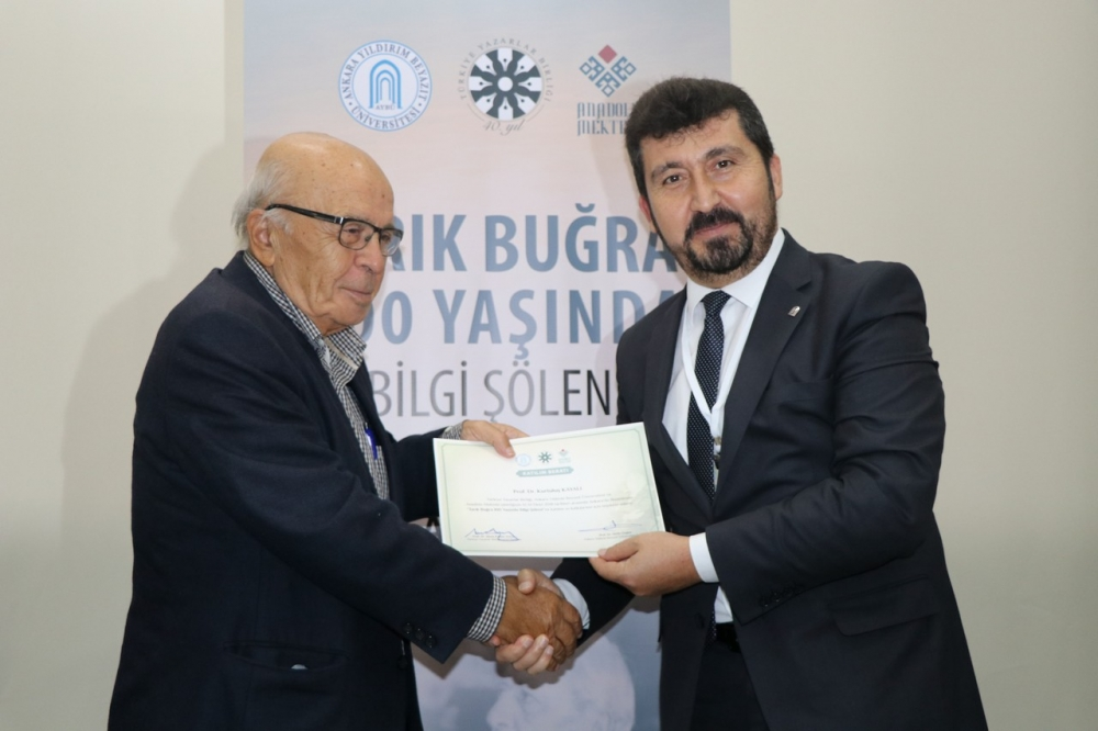 Tarık Buğra 100 Yaşında Bilgi Şöleni galerisi resim 31