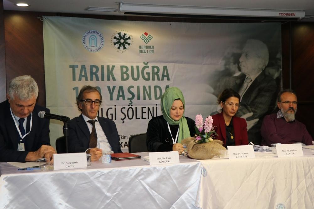 Tarık Buğra 100 Yaşında Bilgi Şöleni galerisi resim 45