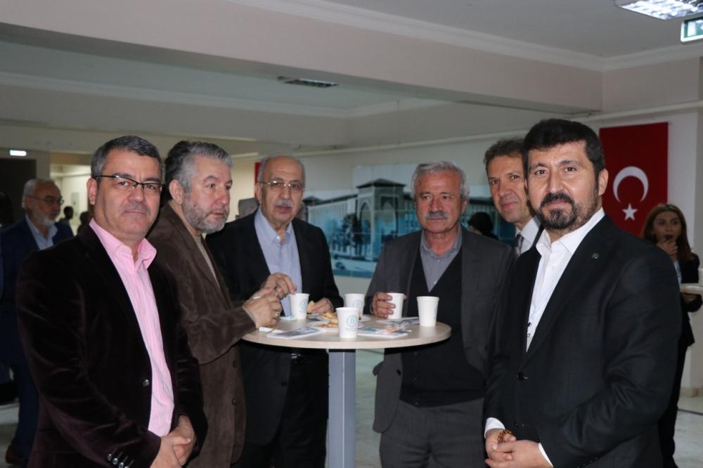 Tarık Buğra 100 Yaşında Bilgi Şöleni galerisi resim 55
