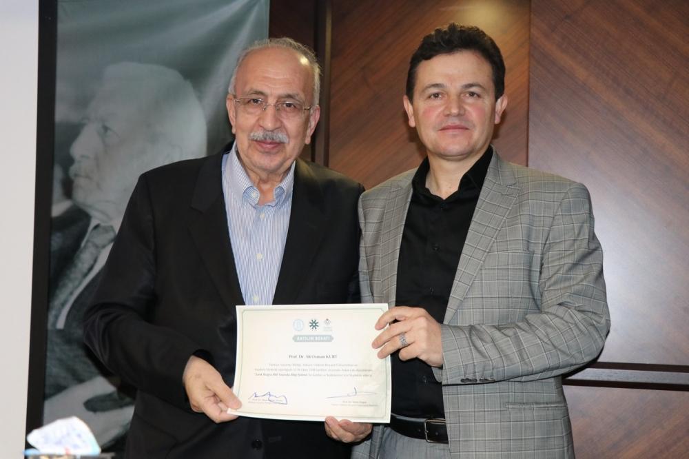 Tarık Buğra 100 Yaşında Bilgi Şöleni galerisi resim 72
