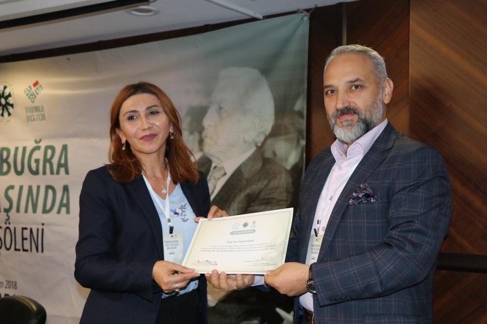 Tarık Buğra 100 Yaşında Bilgi Şöleni galerisi resim 82