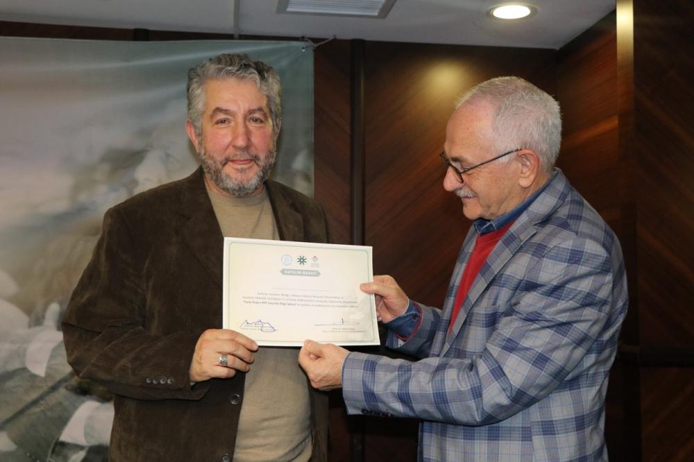 Tarık Buğra 100 Yaşında Bilgi Şöleni galerisi resim 92