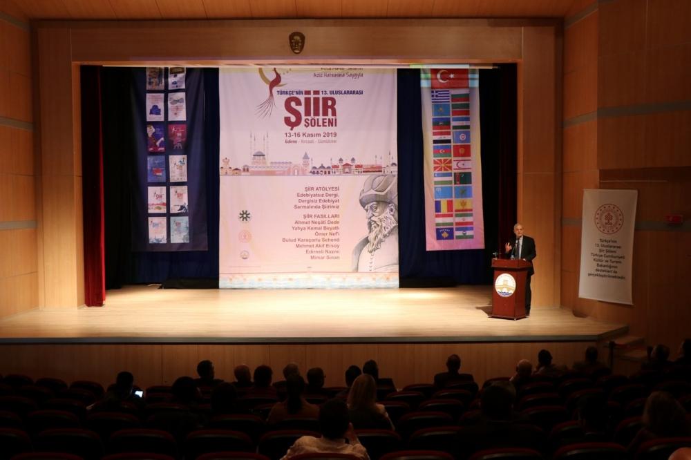 Türkçenin 13. Uluslararası Şiir Şöleni galerisi resim 101