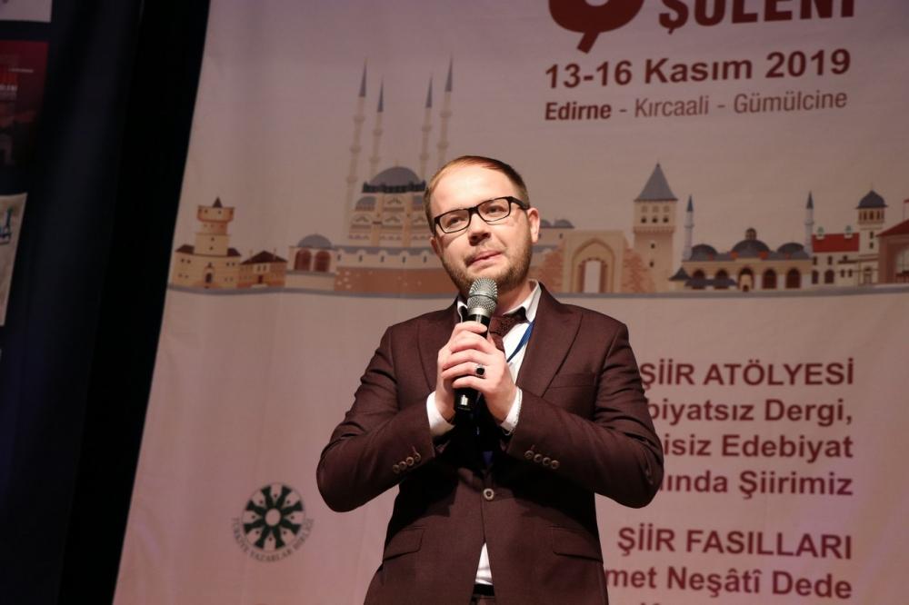 Türkçenin 13. Uluslararası Şiir Şöleni galerisi resim 111