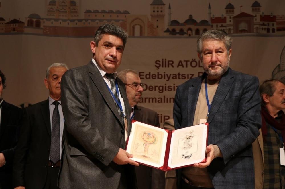 Türkçenin 13. Uluslararası Şiir Şöleni galerisi resim 124