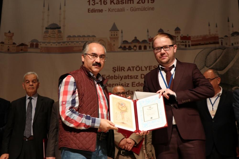Türkçenin 13. Uluslararası Şiir Şöleni galerisi resim 125