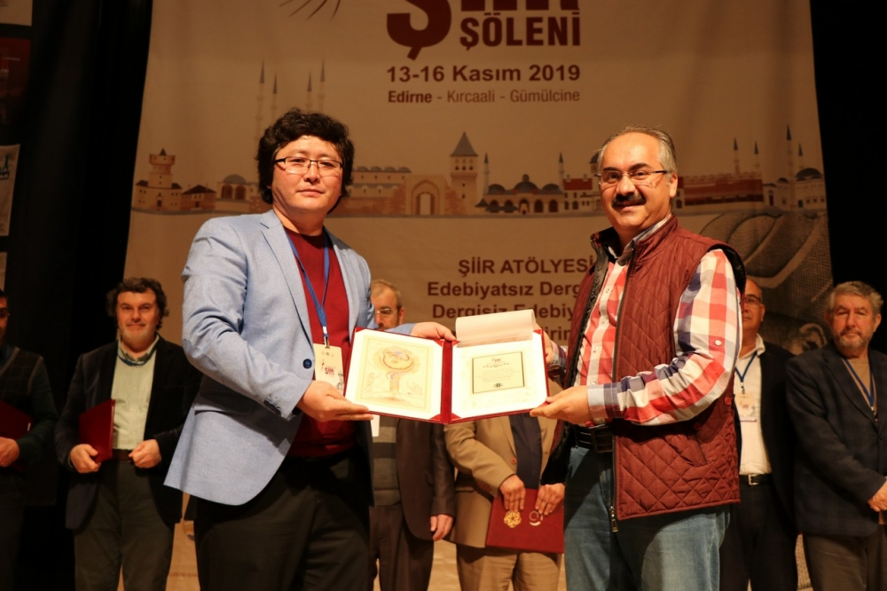 Türkçenin 13. Uluslararası Şiir Şöleni galerisi resim 128