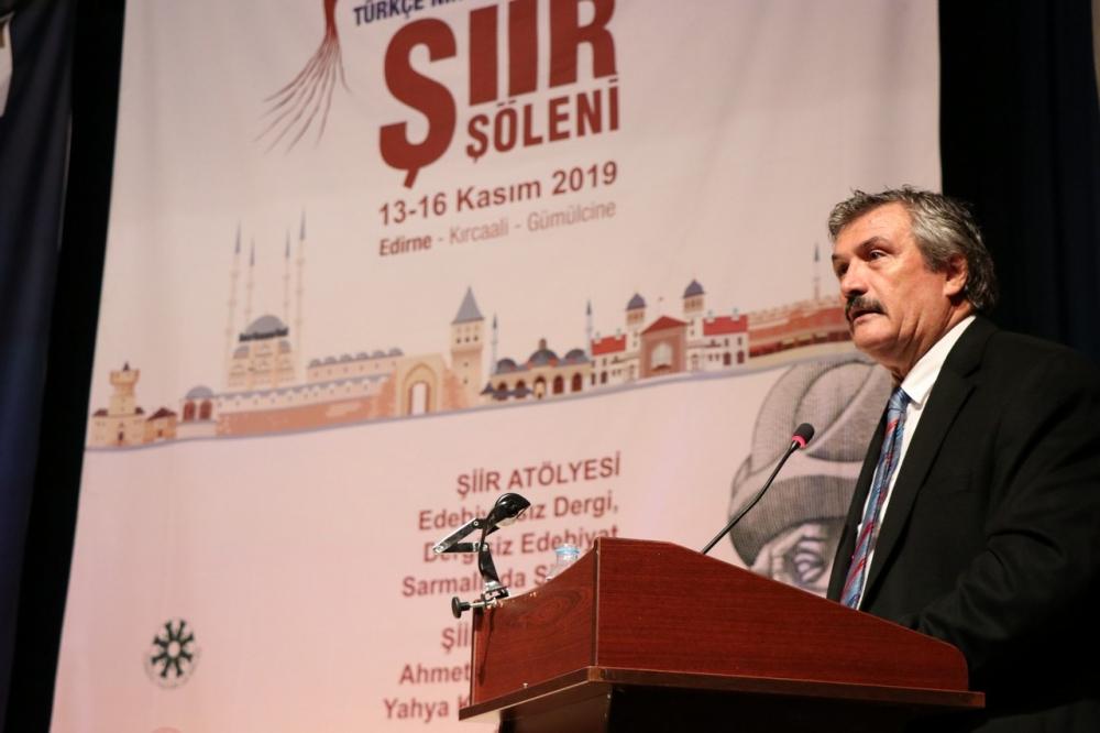 Türkçenin 13. Uluslararası Şiir Şöleni galerisi resim 14