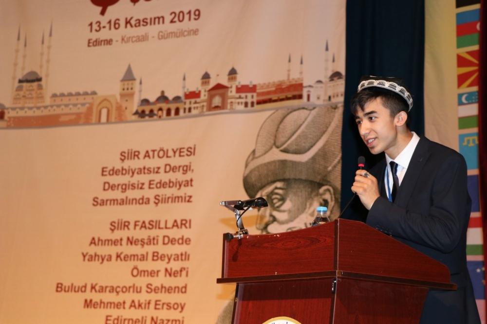 Türkçenin 13. Uluslararası Şiir Şöleni galerisi resim 180