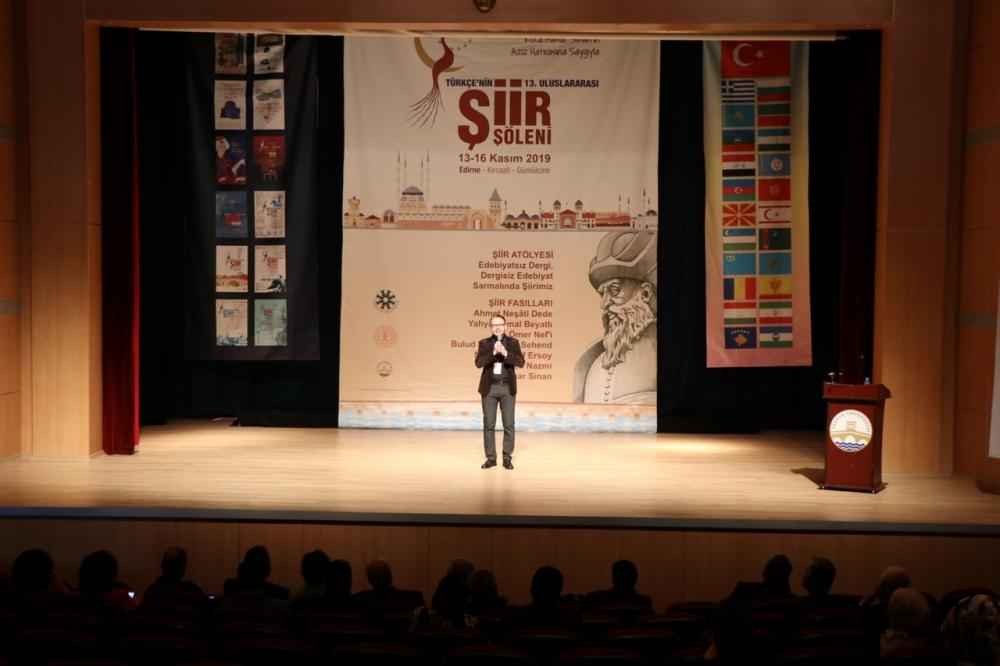 Türkçenin 13. Uluslararası Şiir Şöleni galerisi resim 183