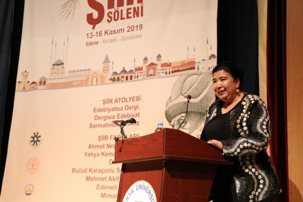 Türkçenin 13. Uluslararası Şiir Şöleni galerisi resim 186