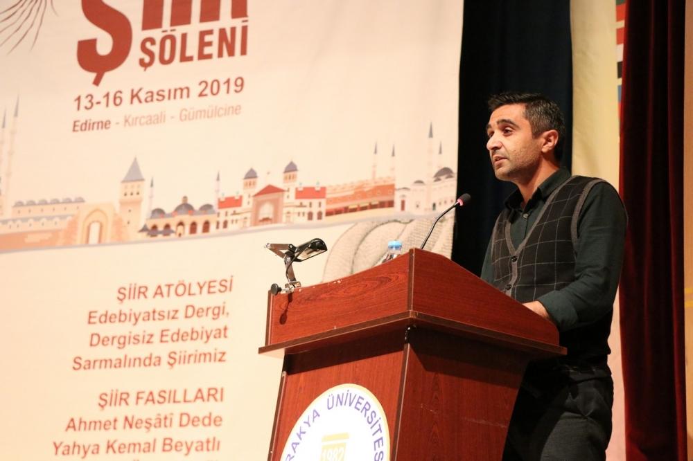 Türkçenin 13. Uluslararası Şiir Şöleni galerisi resim 196