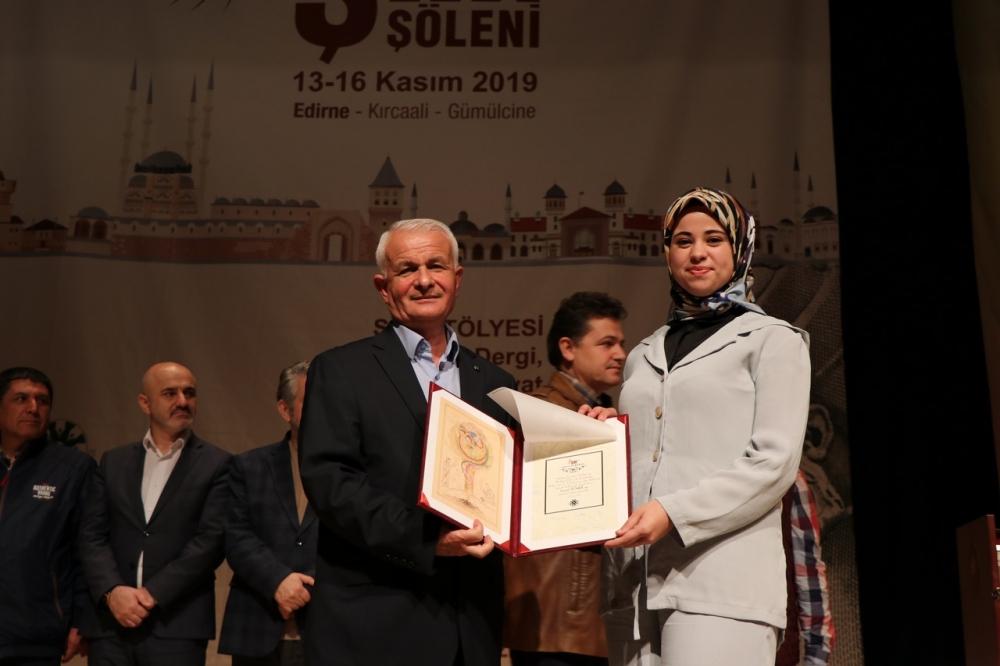 Türkçenin 13. Uluslararası Şiir Şöleni galerisi resim 215