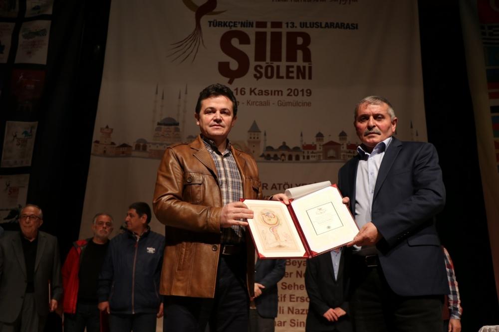 Türkçenin 13. Uluslararası Şiir Şöleni galerisi resim 216
