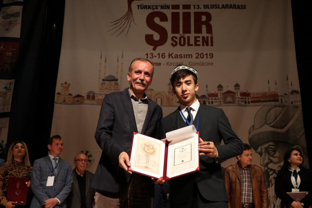 Türkçenin 13. Uluslararası Şiir Şöleni galerisi resim 223