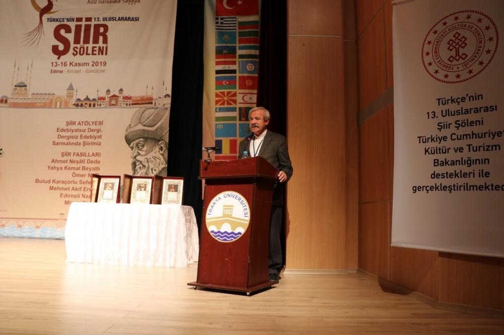 Türkçenin 13. Uluslararası Şiir Şöleni galerisi resim 226