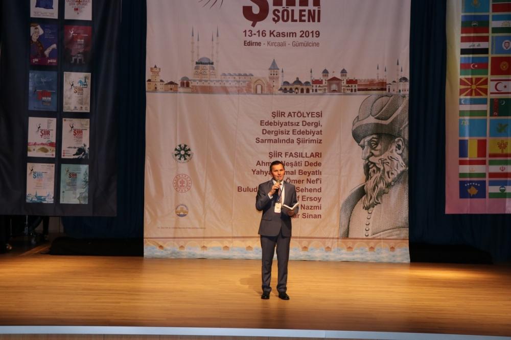 Türkçenin 13. Uluslararası Şiir Şöleni galerisi resim 23