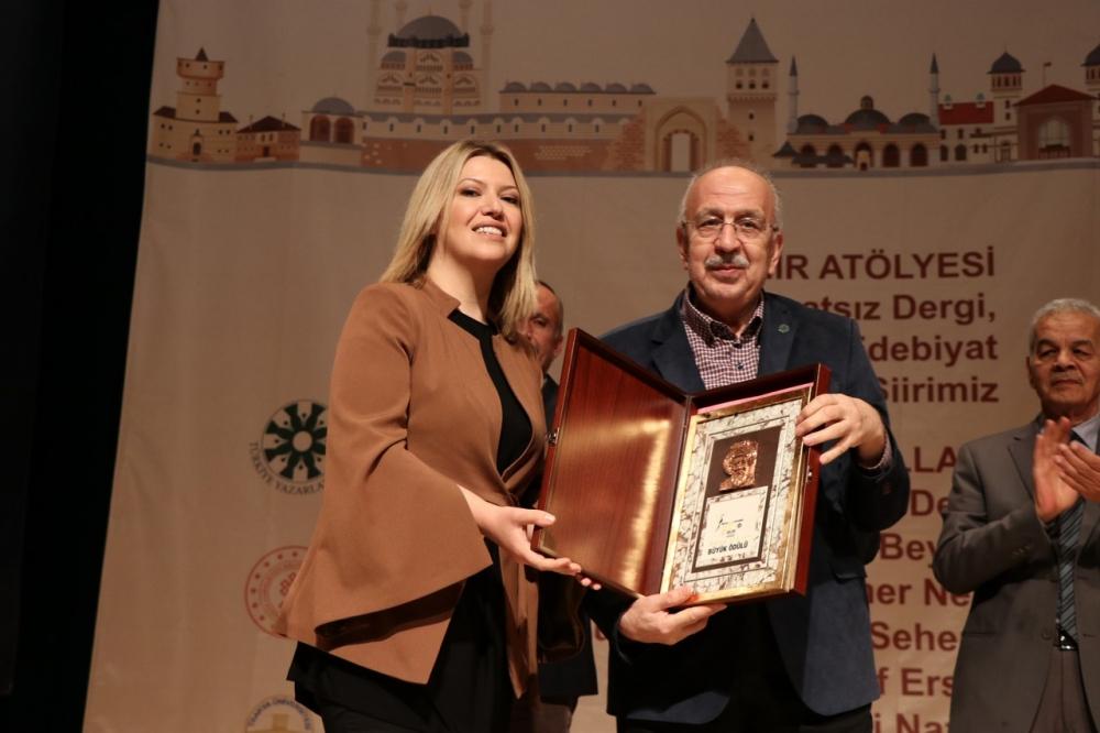 Türkçenin 13. Uluslararası Şiir Şöleni galerisi resim 231