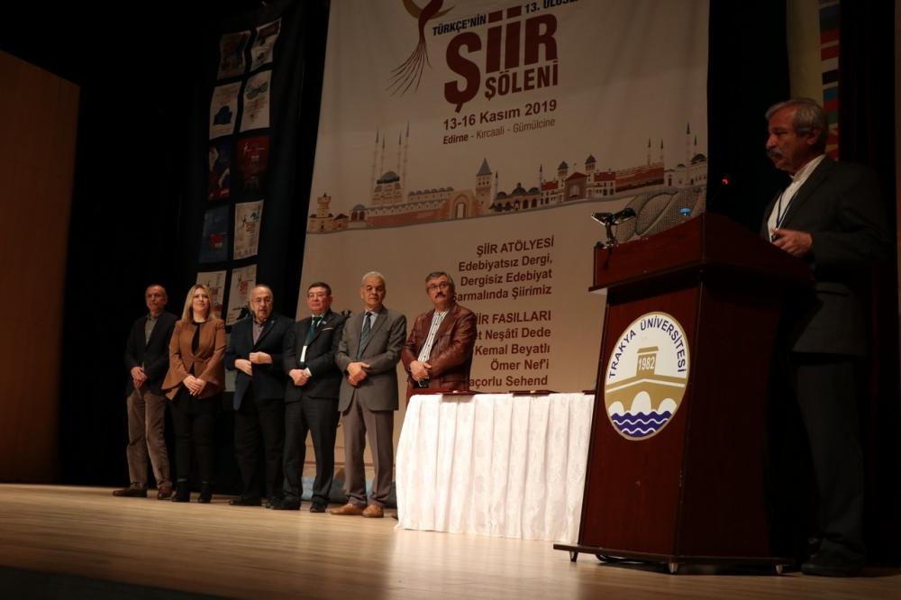 Türkçenin 13. Uluslararası Şiir Şöleni galerisi resim 232